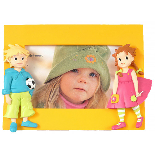 Cadre photo enfant VIVE LA VIE horizontal 10x15
