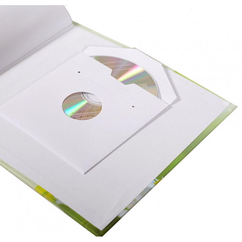 ALBUM PHOTO BLOSSOMS 200 POCHETTES 10X15 POCHETTE CD