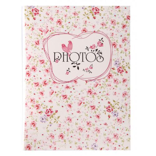 Mini album photo Champ de fleurs 36 pochettes 10X15