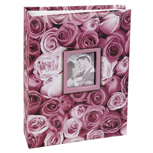 ALBUM-PHOTO-ROSES-100-POCHETTES-10X15