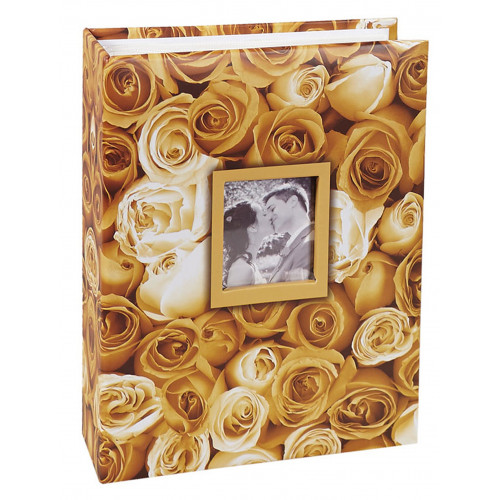 Album photo Roses 100 pochettes 10X15