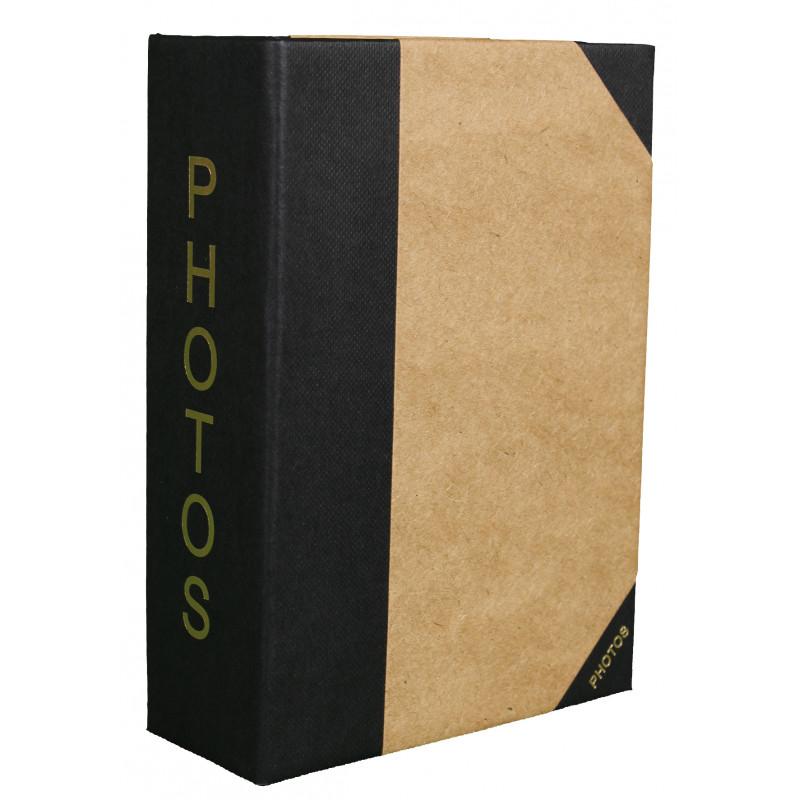 ALBUM PHOTO PHOTOS 100 POCHETTES 10X15