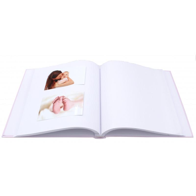 ALBUM PHOTO NAISSANCE BABY'S FLOWER POWER-OUVERT