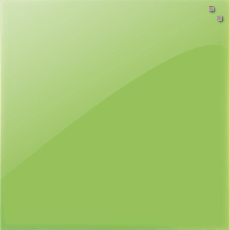 PELE-MELE-MAGNETIQUE-NAGA-45X45-EN-VERRE-VERT
