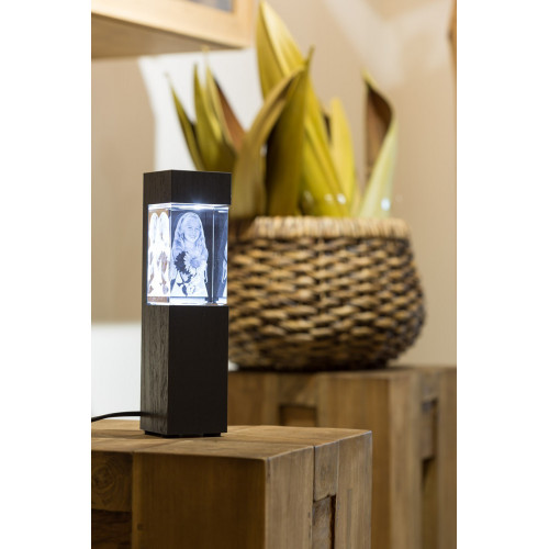 COLONNE POUR KELO VERTICAL (PECAN BLACK BROWN)