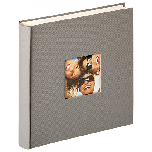 ALBUM-TRADITIONNEL-FUN-II-400-PHOTOS-GRIS-TAUPE