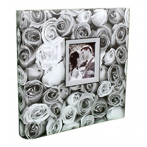 ALBUM PHOTO TRADITIONNEL ROSES