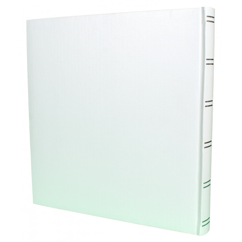 LOT-2-ALBUMS-PHOTO-TRADITIONNEL-JUMBO-SUPER-XL-DOS-BLANC