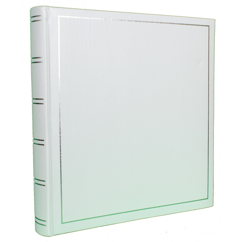 LOT-2-ALBUMS-PHOTO-TRADITIONNEL-JUMBO-SUPER-XL-FACE-BLANC