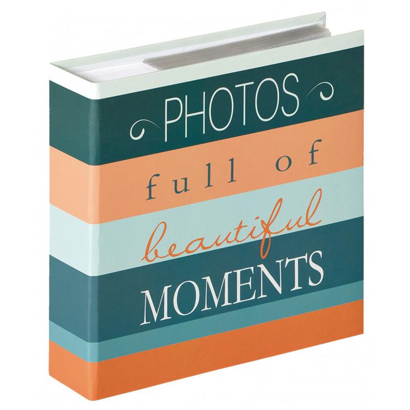 ALBUM PHOTO MOMENTS 200 POCHETTES 13X18