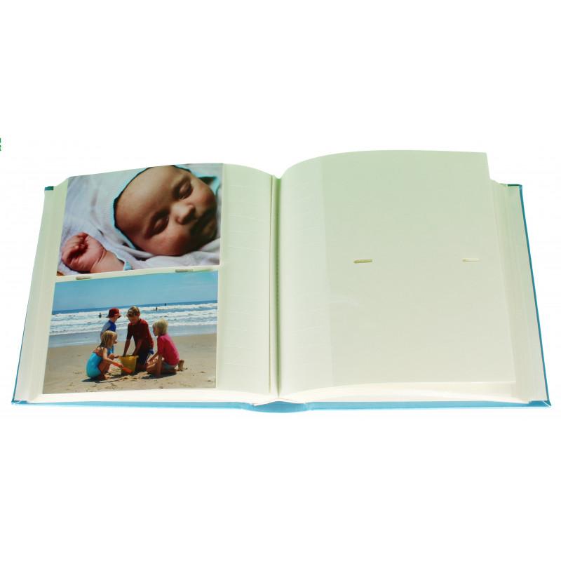 COFFRET PHOTO ALBUM A POCHETTES IT'S A GIRL -IT'S A BOY 200 PHOTOS 10X15