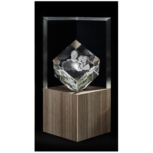 COLONNE ILLUMINATO PRECIOUS XL (CERAMIC WOOD)