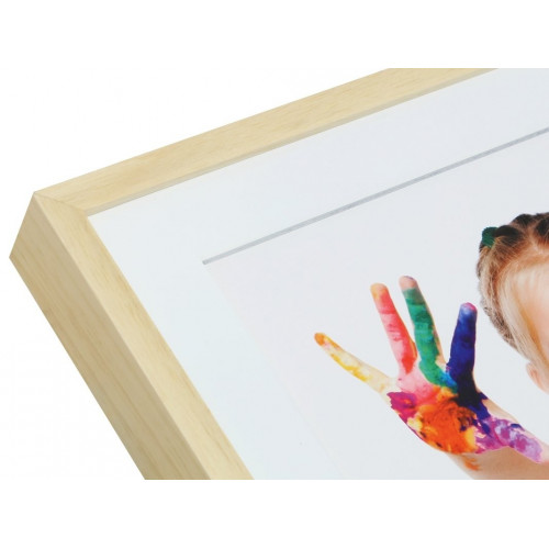 CADRE PHOTO TRIO HORIZONTAL DEKNUDT S67WH1 P3 NATUREL