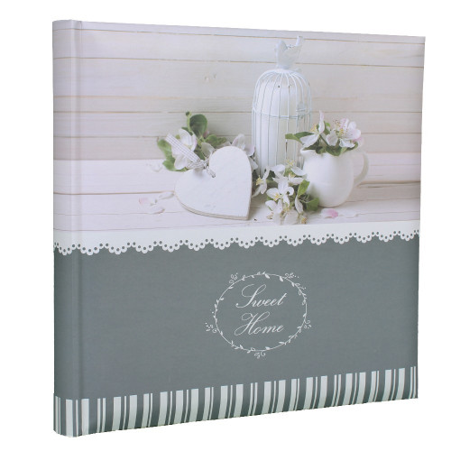 Album traditionnel Sweet home pour 120 photos - Oiseau