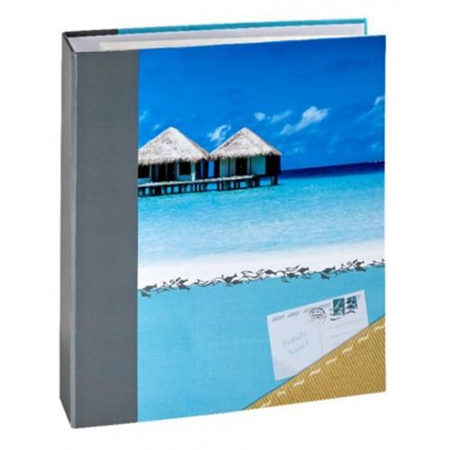 Classeur photo à pochettes Panodia Sun pour 400 photos 11,5x15