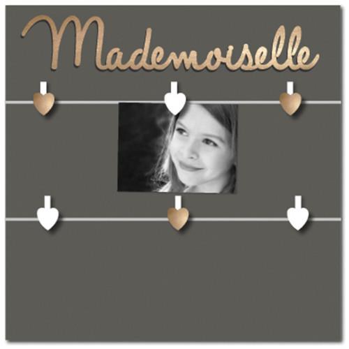 "Pêle-mêle 6 vues ""MADEMOISELLE"""