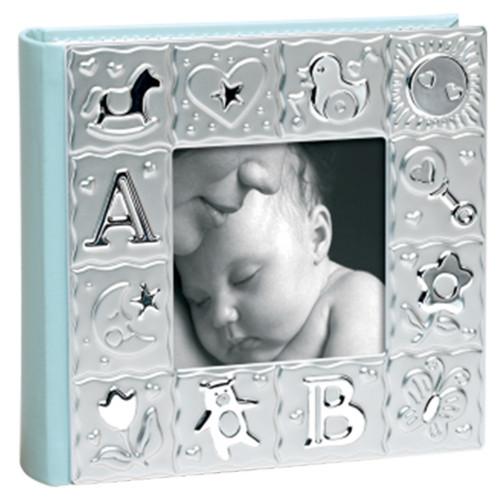 Album enfant Kids bleu Mascagni 100 pochettes 10X15