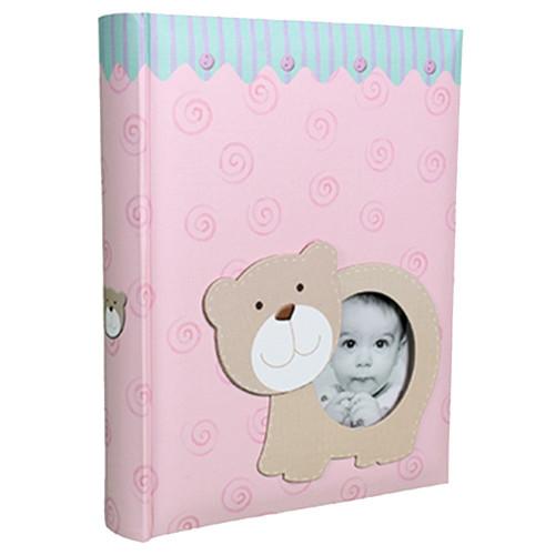 Album bébé Baby Animals 200 pochettes 10X15