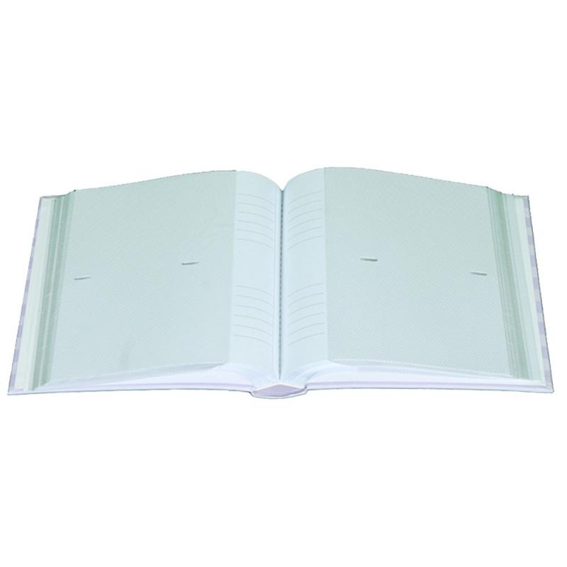 """Album photo à pochettes """"First step"""" pour 200 photos 10x15"""