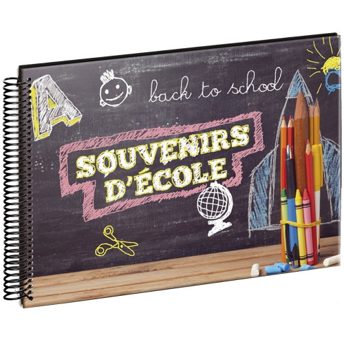 album photo scolaire panodia back to school