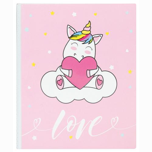 """Mini-album photo à pochettes """"Love"""" pour 24 photos 11,5x15 - N°3"""