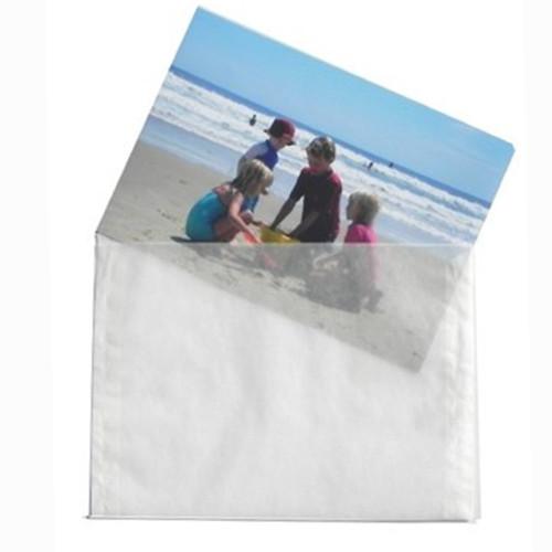 100 pochettes de protection en papier cristal pour photo 15x20