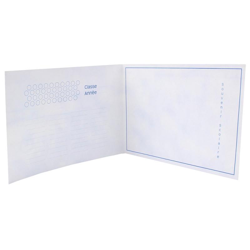 Cartonnage photo scolaire - Groupe 20x30 - Europe - intérieur