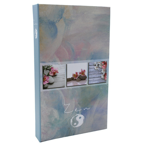 Album photo Soft Zen 300 pochettes  11X15