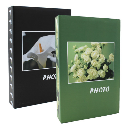 LOT 2 ALBUMS PHOTO BOUQUET NV 402 POCHETTES 10X15