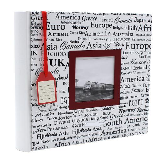 Album photo Mondial 160 pochettes 10X15