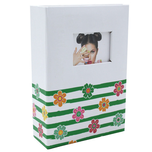 Album photo Shining Flowers 100 pochettes 10X15