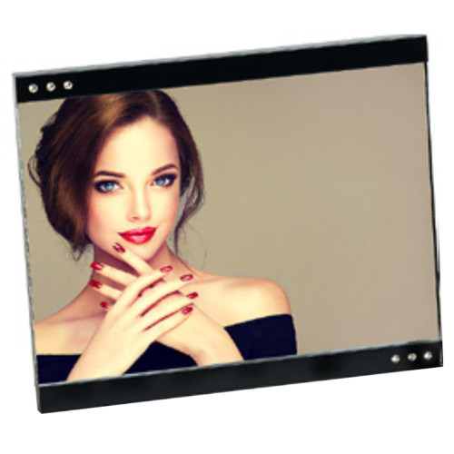 Cadre photo métal Black Strass 10x15 13x18 15x20