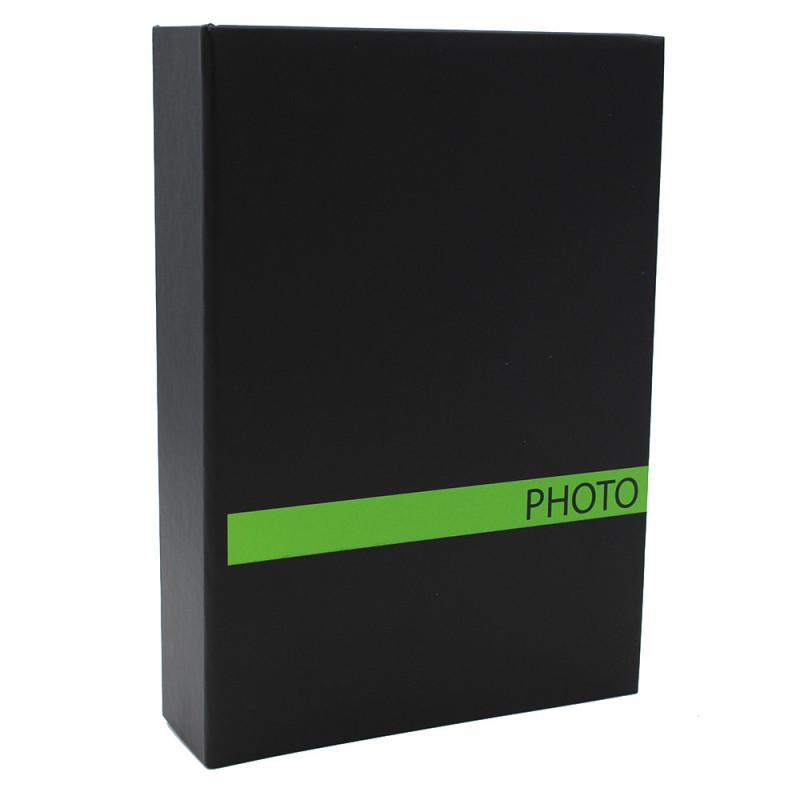 ALBUM PHOTO SENSATION 200 POCHETTES 10X15 VERT