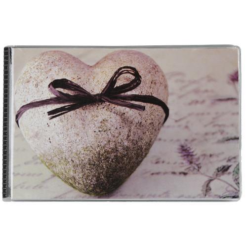 MINI-ALBUM-HEARTS-N5-40-POCHETTES-10X15-FACE