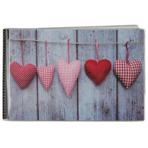 MINI-ALBUM-HEARTS-N6-40-POCHETTES-10X15-FACE