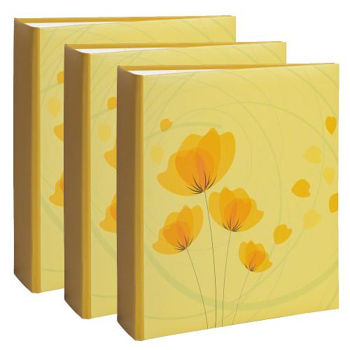 Lot de 3 albums photo Ellypse 2 200 pochettes 11,5X15