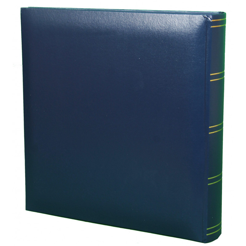 LOT-2-ALBUMS-PHOTO-TRADITIONNEL-JUMBO-SUPER-XL-DOS-BLEU