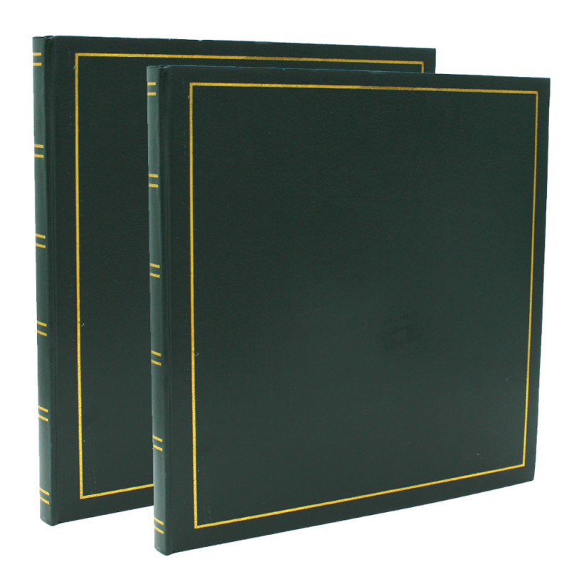 LOT-2-ALBUMS-PHOTO-TRADITIONNEL-JUMBO-SUPER-XL-VERT