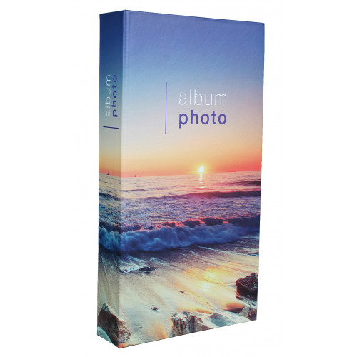 ALBUM PHOTO SOLEIL 300 POCHETTES 10X15
