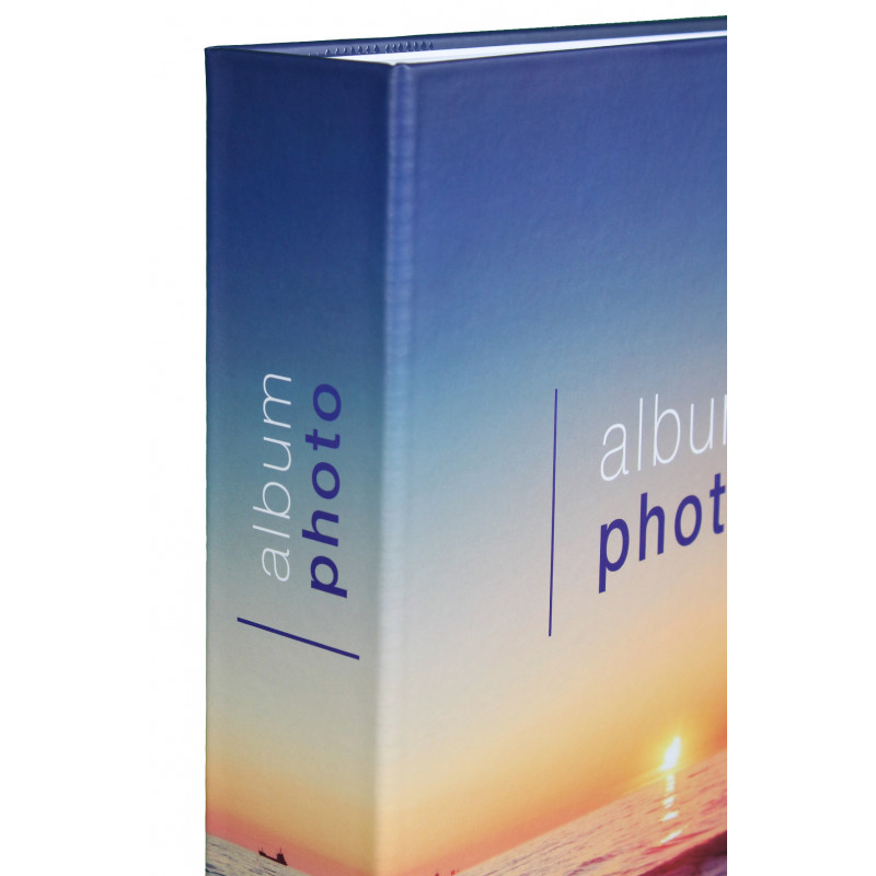 ALBUM PHOTO SOLEIL 300 POCHETTES 10X15 - TRANCHE