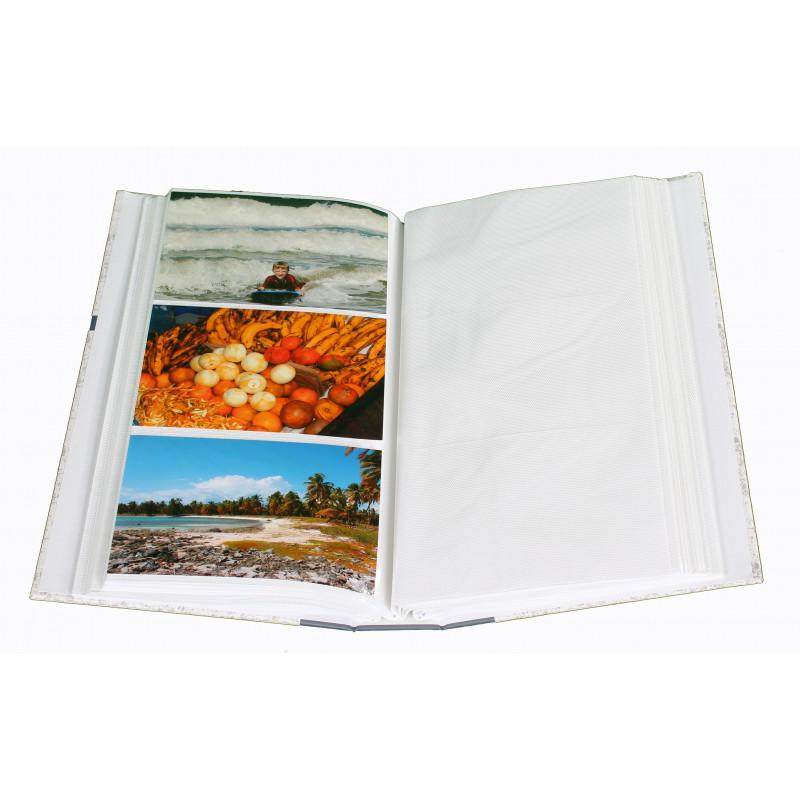 ALBUM PHOTO SOLEIL 300 POCHETTES 10X15 - OUVERT