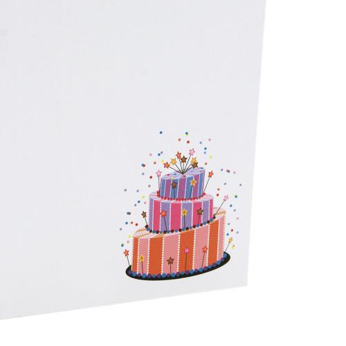 Cartonnage photo anniversaire N2 - Vertical