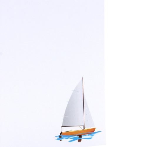 Cartonnage photo loisirs N1 - Bateau - Vertical