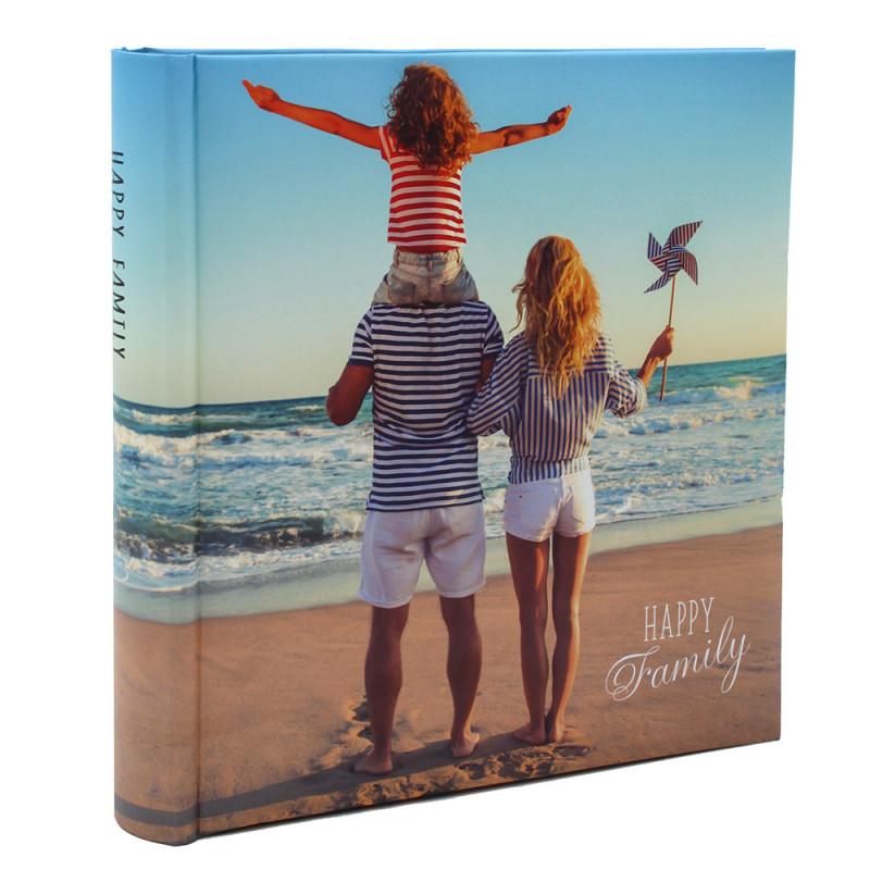 LOT DE 2 ALBUM PHOTO FR POUR 200 PHOTOS 10X15 - FACE FAMILLE