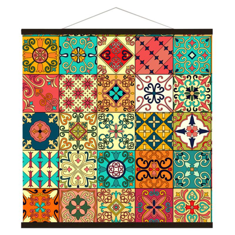 Kakemo carré Patchwork 50x50