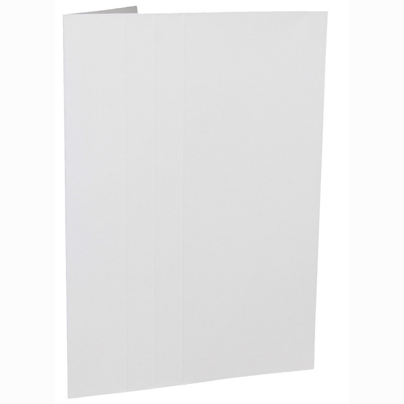 Cartonnage photo blanc - Octo Taupe