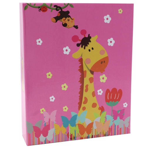 Album photo bébé Girafe 200 pochettes  10X15