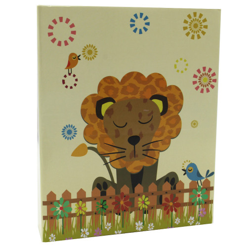 Album photo Bébé Lion 200 pochettes 10X15 - face