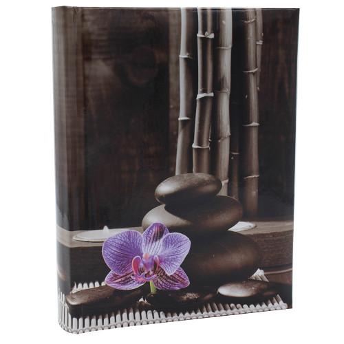 """Album photo à pochettes """"Zen"""" pour 300 photos 10x15"""
