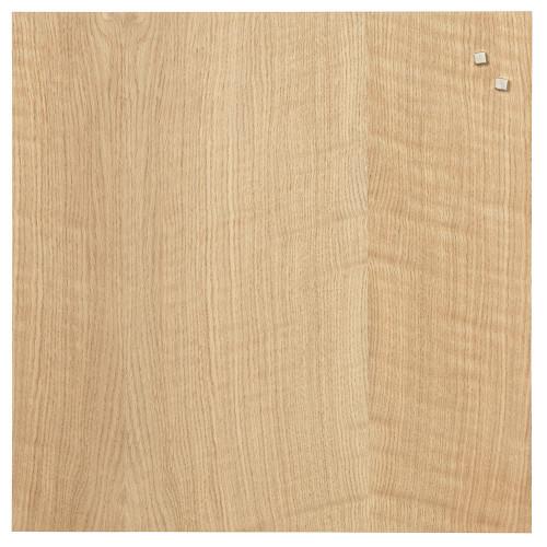 Tableau Magnétique NAGA imitation bois 45X45